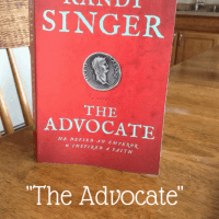Review of The Advocate by Randy Singer + Book Giveaway
