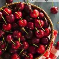 Amazing Facts About Cherries