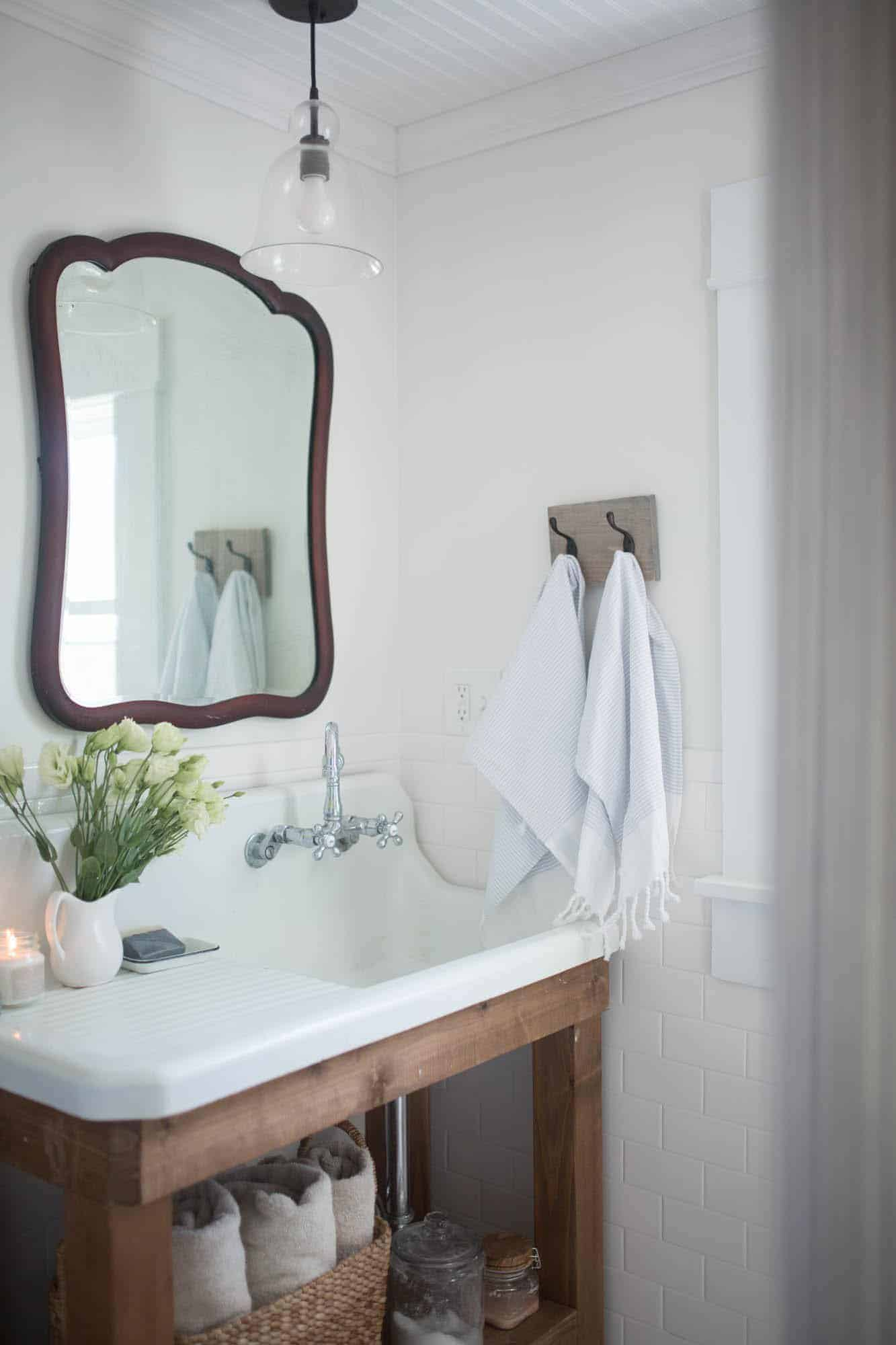 Fullsize Of Farmhouse Bathroom Decor