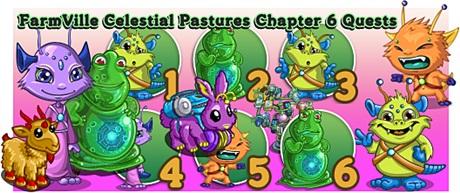 Farmville Celestial Pasturec Chapter 6 Quest