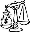 justice-scales-money