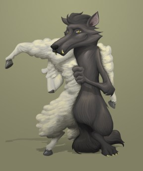 Wolf_in_Sheep_s_Clothing_by_Inkthinker