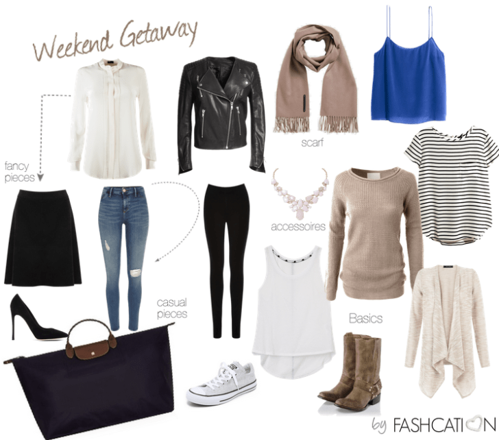 weekend getaway fall outfit fashion