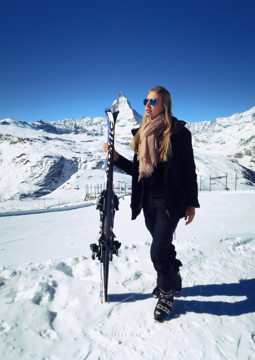 winter snow skiing sports mountain fashionblog fashion travelblog fashcation reiseblog zermatt switzerland