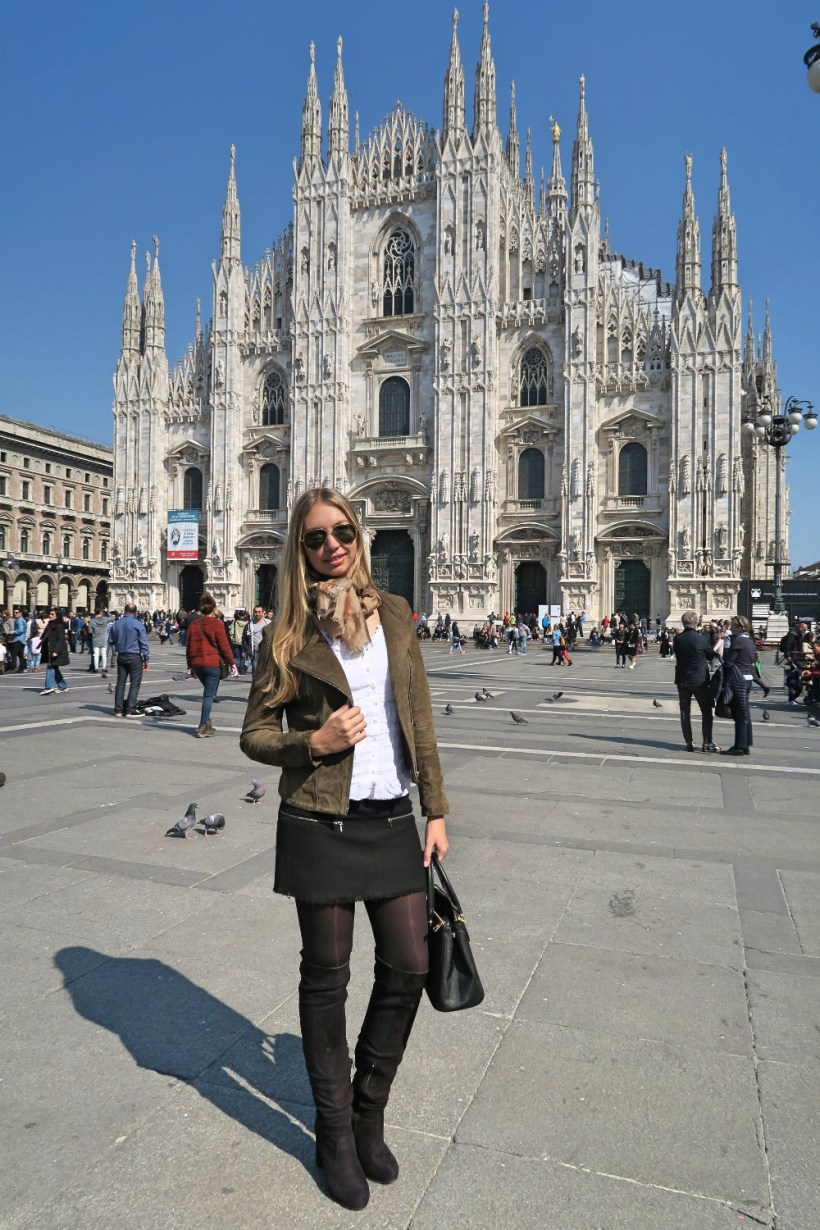 milan italy vacation reise trip weekend easter sightseeing mailänder dom fashion fashionblog fashcation travelblog reiseblog berlin fashion mode outfit inspiration