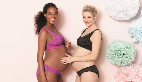 Anita seamless maternity bustier review