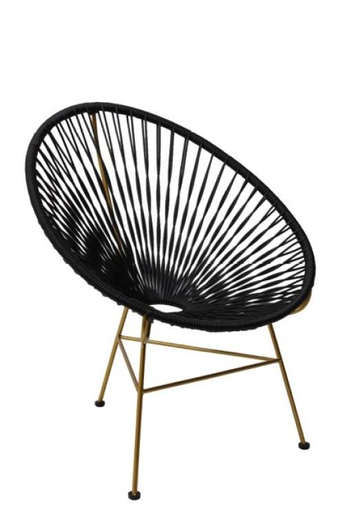 Relax Chair (Credit: Eva Padberg Collection by Ce'Nou & home24 via home24.de)
