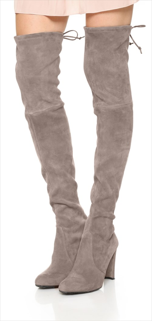 Highland Over the Knee Boots (Stuart Weitzman)