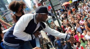 50 Cent Threatens Label With Mixtape