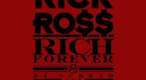 Rick Ross Reveals New Mixtape Title 'Rich Forever'