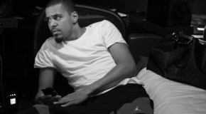 J.Cole Talks About The Story Behind Song 'Let Nas Down' [Video]