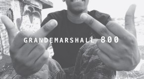 First Appearance: GrandeMarshall – 800 [Mixtape]