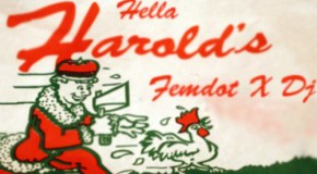 Femdot & DJ Chi – Hella Harolds [FreEP]