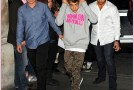 Justin Bieber Flips Out On Paparazzi in London [Video]