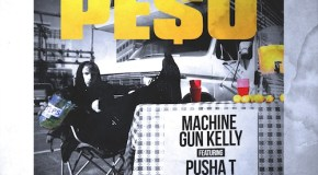 MGK – Peso (Ft Pusha T & Meek Mill)