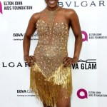 Vicky Jeudy - Charbel Zoe - 24th Annual Elton John AIDS Foundation s Oscar Viewing Party