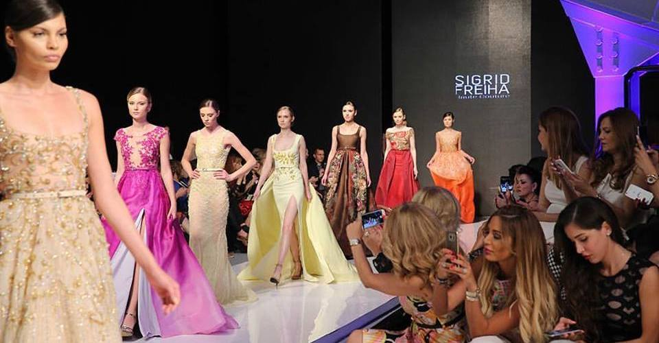 La Beirut Fashion Week s'appelle La Mode A Beyrouth