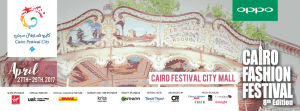 Cairo Fashion Festival april 2017