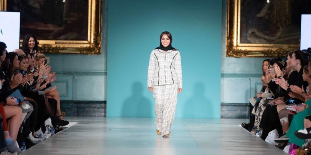 Omani designer showcases culture of the Middle East at London fashion show – Times Of Oman