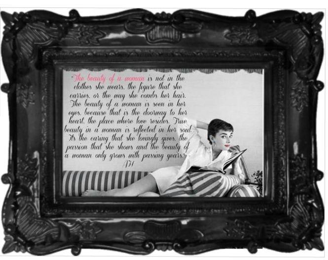 Audrey Hepburn - Beauty