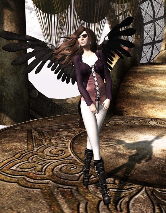 Designer Showcase in Second Life