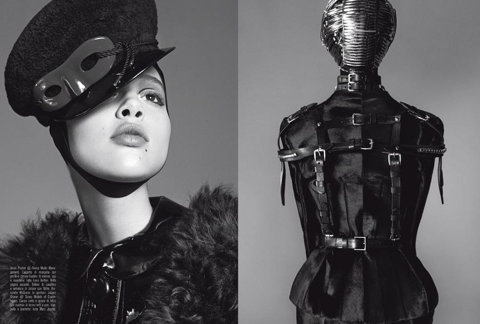 Vogue Italia Steven Meisel - pret a porter