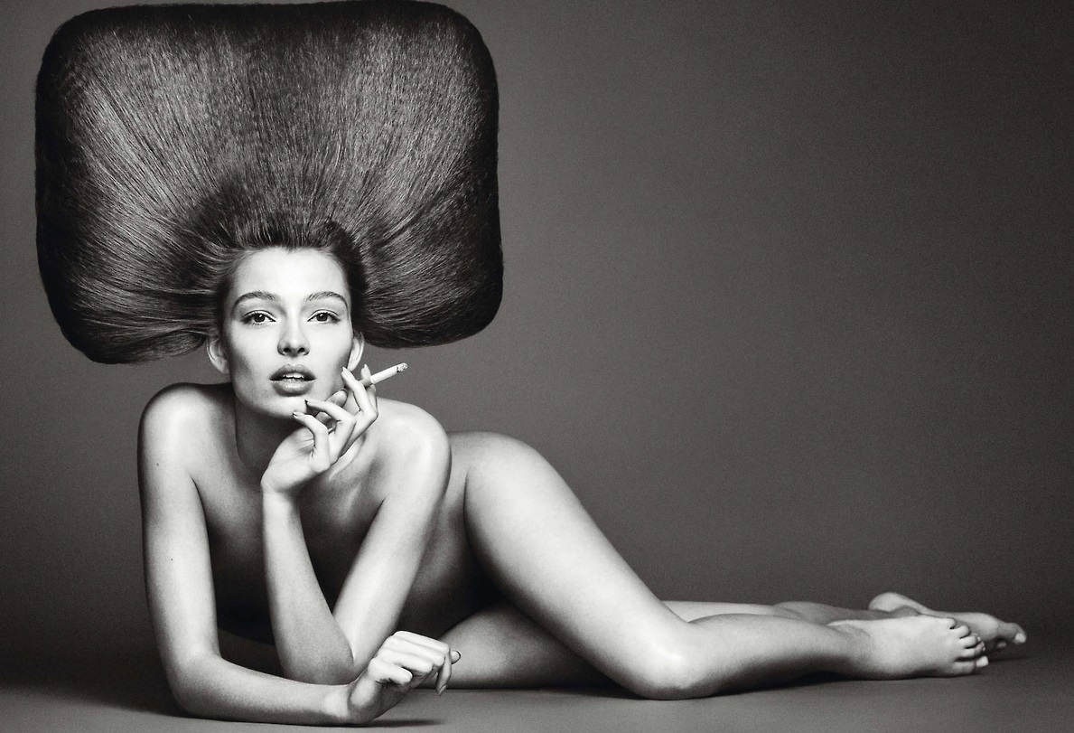 Carola Remer by Nico Harpers Bazaar Spain 01