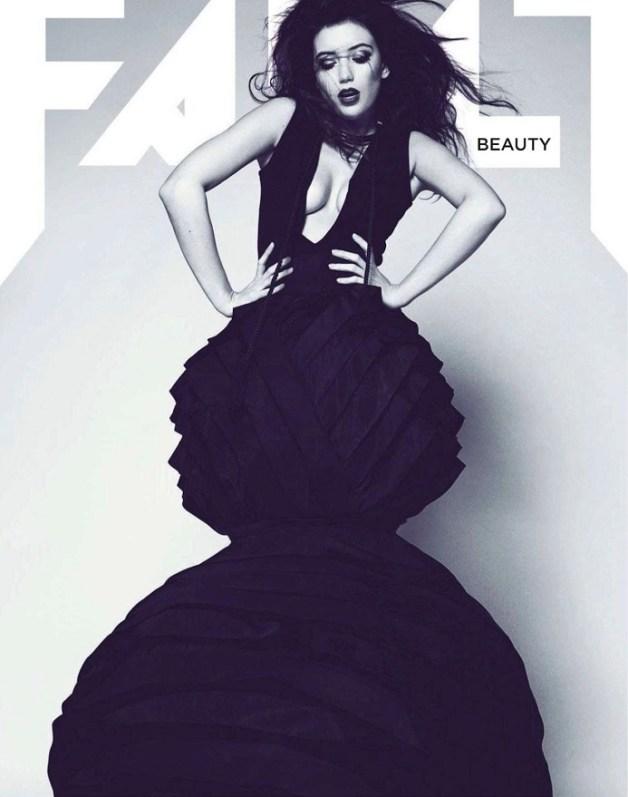 daisy lowe fault magazine 1