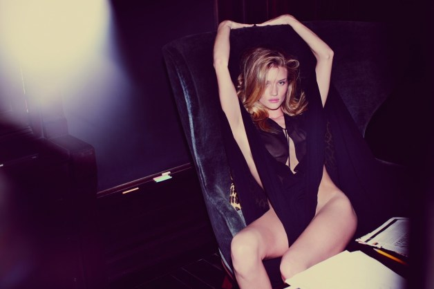 Rosie Huntington-Whiteley by Guy Aroch (Summer With Rose - Muse #34 Summer 2013) 5