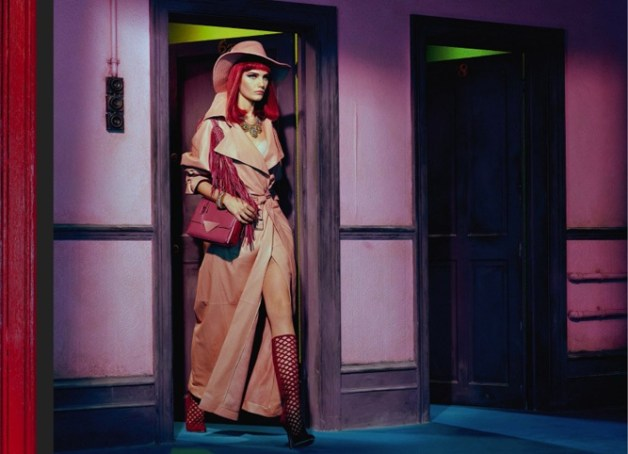 anmari botha by miles aldridge vogue italia
