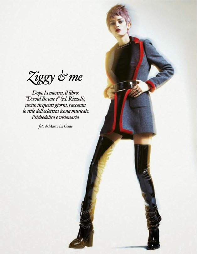 Ziggy & M By Marco La Conte For Io Donna3