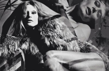 Malgosia Bela 'The Story of M' Craig Mcdean for Vogue Italia 1