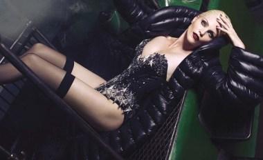 Nadja Auermann By Luigi + Iango For Vogue Germany 8