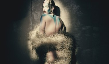 Kate Moss by Paolo Roversi for W Magazine 5