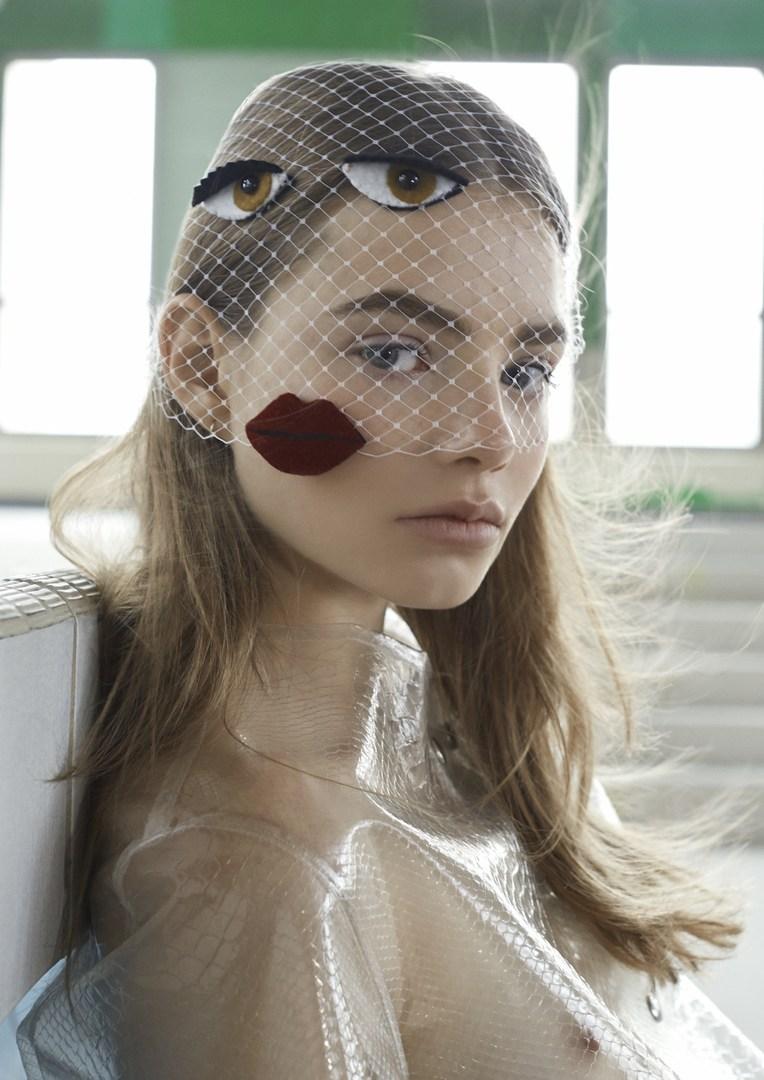 Kristine Froseth by David Dunan for Stylist France, 2nd