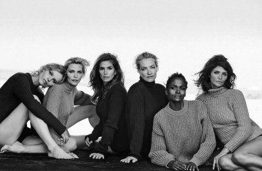 Peter Lindbergh 'In Love With' for Vogue Itali September 2015