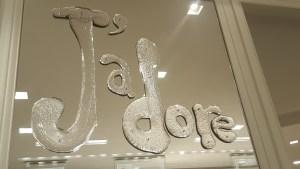 Dior boutique