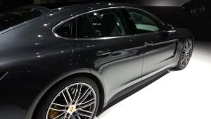 Porsche Panamera Turbo @ Mondial de l'auto Paris