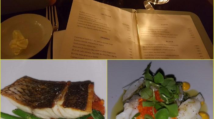 Raes Restaurant Rue Saint Sauveur
