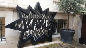 Karl Lagerfeld Showroom