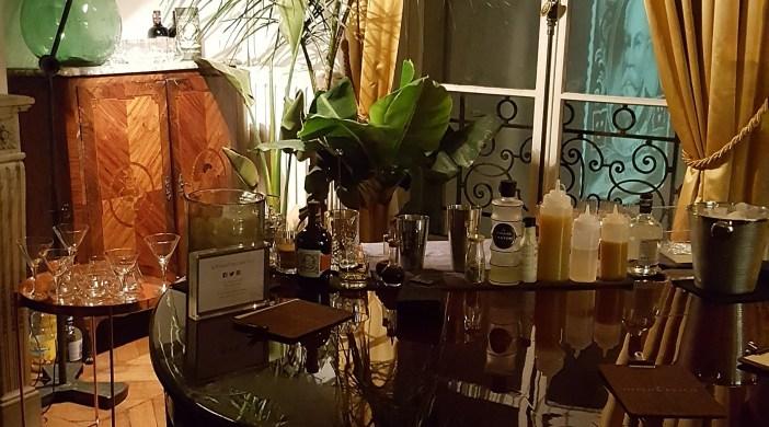 Cocktail Party Les Nouveaux Diplomates @ Hôtel Kergolay Langsdorff, Rhum Diplomatico