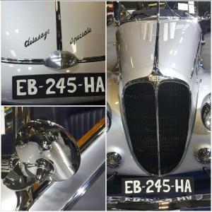 Rétromobile 2017 / 1939 Delahaye 135 MS Cabriolet par Figoni & Falaschi