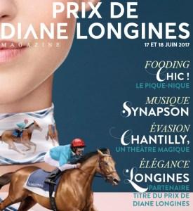 Prix de Diane Longines, Hippodrome de Chantilly