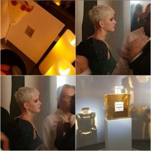 Gabrielle, parfum Chanel, avec Katy Perry @ Palais de Tokyo