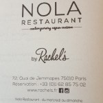 Nola Restaurant, Two Stories - Paris