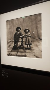 Irving Penn @ Grand Palais, Paris - Cuzco Children