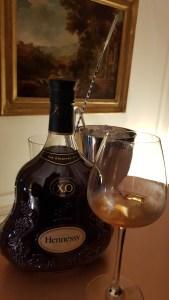 Dandy's night @ Plaza Athénée Paris - Hennessy XO