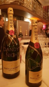 Dandy's night @ Plaza Athénée Paris