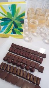 Soirée de lancement du Coffret bien être La Maison du Chocolat @ Kwerk Haussmann Paris