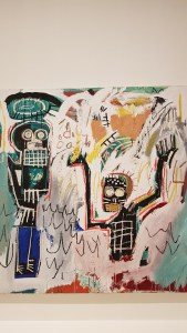 Exposition Basquiat x Egon Schiele à la Fondation Louis Vuitton